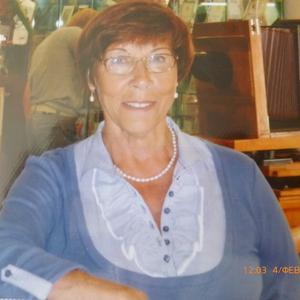 Галина, 76 лет, Абакан